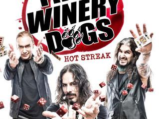 "THE WINERY DOGS - ÁLBUM ""HOT STREAK"""