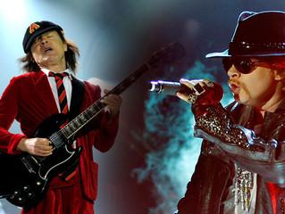 AC/DC com Axl Rose - Sem preconceito