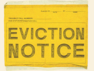 This Form Could Protect You From Eviction!
