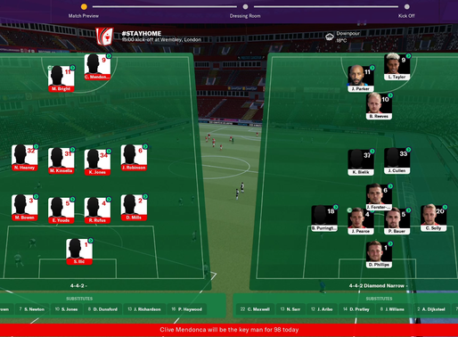 How I Created a Legends Simulation on Football Manager