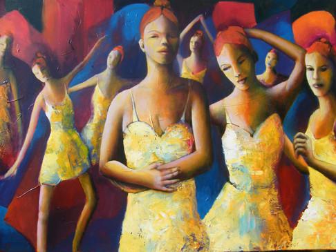 Dance Yellow