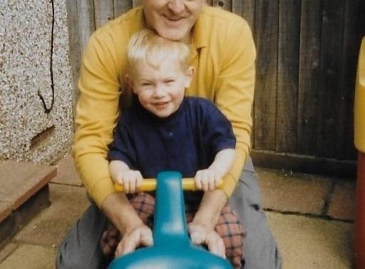 Old Blog 29/9/17: My Grandad Bob