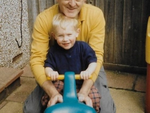 Old Blog 29/9/17: My Grandad Bob