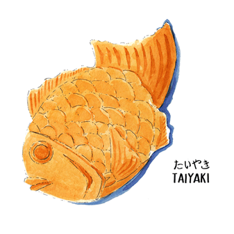 calendar 2018 - taiyaki.