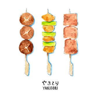 calendar 2018 - yakitori.