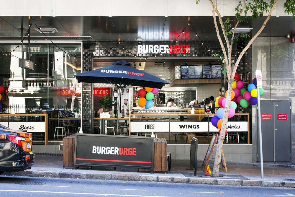 VPG BURGER URGE GEORGE ST 028