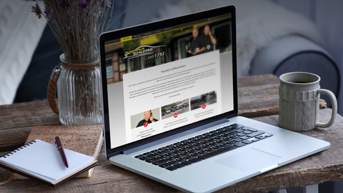 Webdesign Autohaus Ehlers