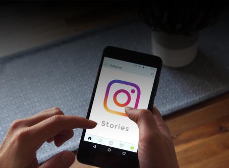 Animierte Social Media Stories