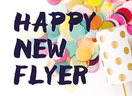 HAPPY NEW FLYER :-)
