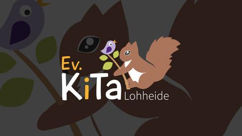 Logogestaltung KiTa Lohheide