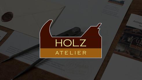 Branding Holz Atelier