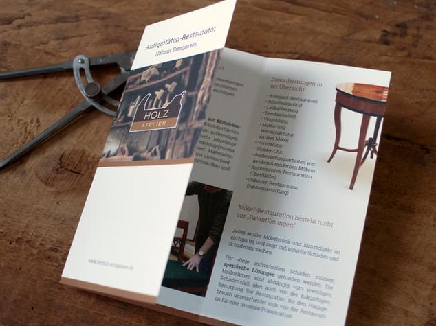 Holz Atelier - Helmut Ermgassen
