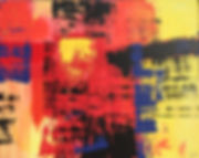 Selfmade Art Henry Strunk modern Kunst abstrakt 2018 jung Künstler einzigarti kaufen außergewöhnlich