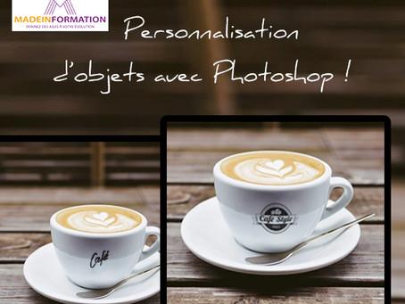 Personnalisez vos objets dans Photoshop !