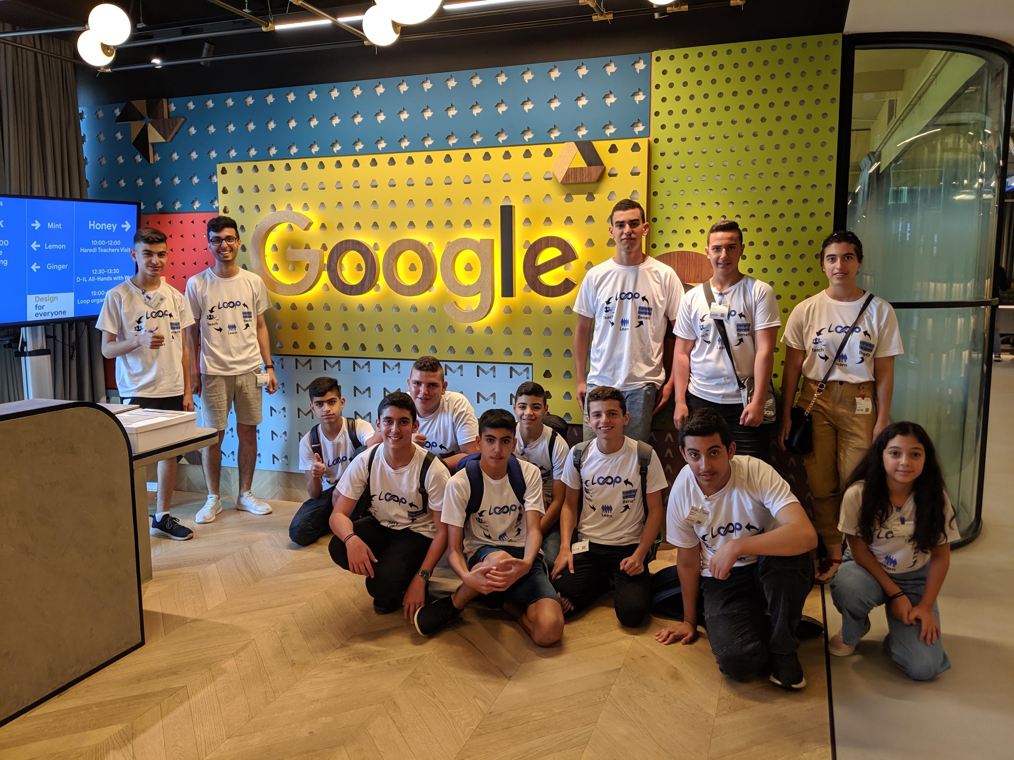 Google & Waze