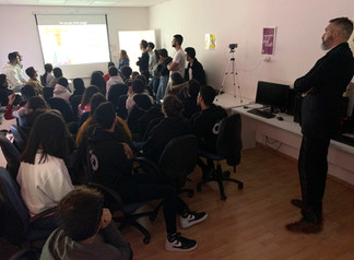 Philanthropist and former Wall Street banker visits Loop to share life lessons