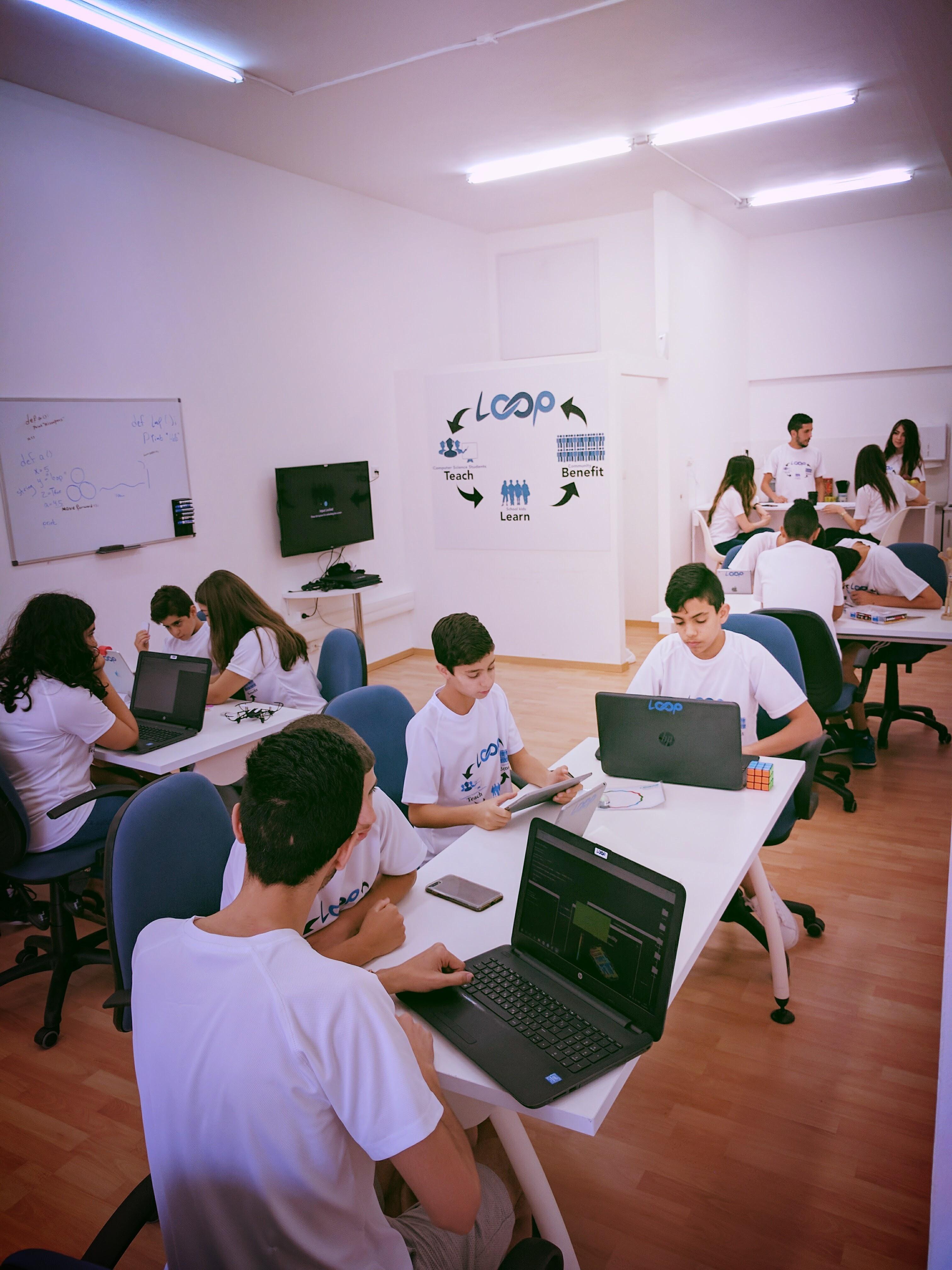 Loop's Campus