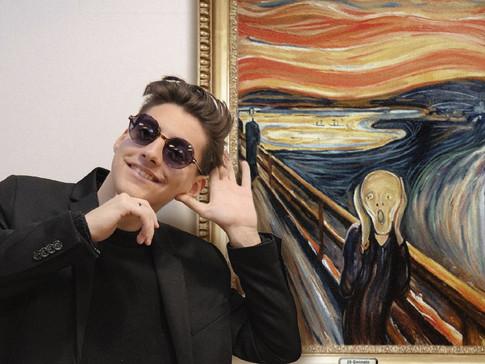L'urlo di Munch di Emanuele Aloia è il Disco della Settimana da Lunedi 1 Febbraio