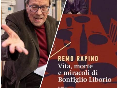 Il Premio Campiello sbarca a RSS con l'abruzzese Remo Rapino