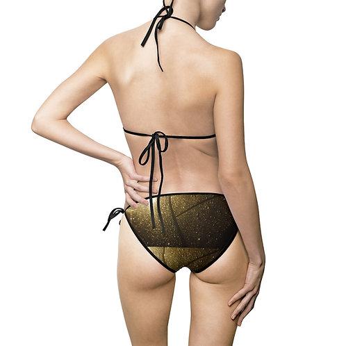 Matte Bikini Swimsuit