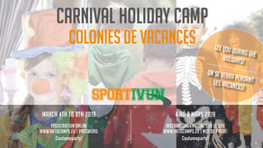 Carnival Holiday Camp