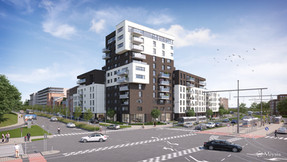 Your apartment as a home or investment, less than 1 km from NATO, an immediate opportunity!