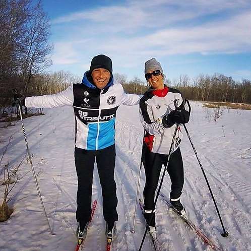 Winter Ski and Triathlon Program - Age Group (16 hours pw)