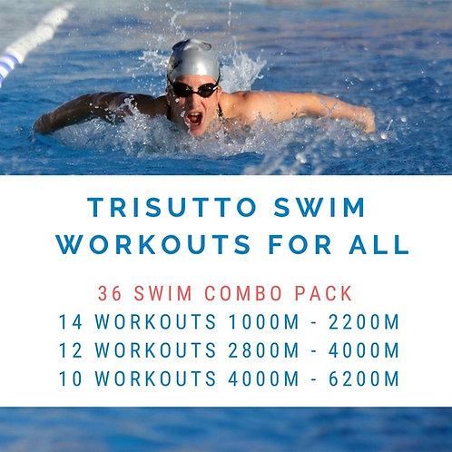 36 Swim Sets Pack