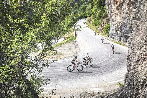 Alpe d'Huez Long plan