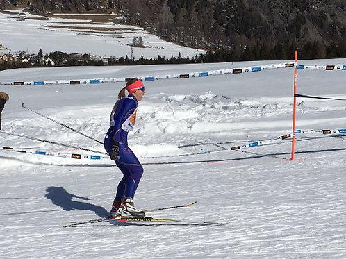 Winter Ski and Triathlon Program - Professional