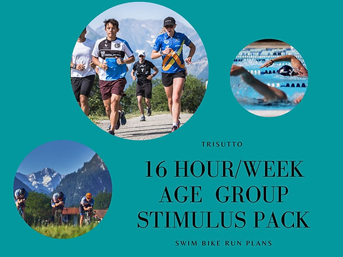 Stimulus Pack - Age Group (16 hours pw)