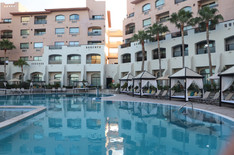 Poolside of Penasco Del Sol