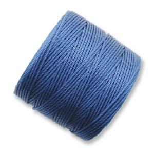 S-lon Bead Cord Blue - 77yd