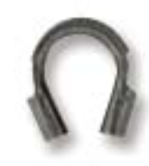 Wire Protectors Black Oxide