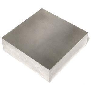 "Steel Bench Block 2.5x2.5x.75"""