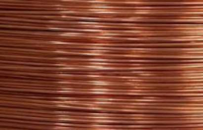 Bare Copper Wire 16g 5 yards coil