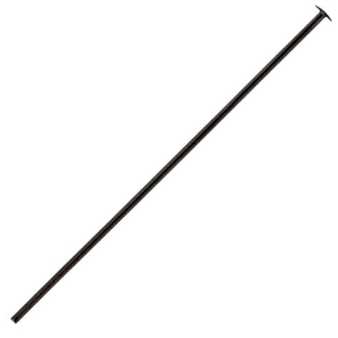 Head Pins 2in 22ga(.025)Gunmetal LF/NF