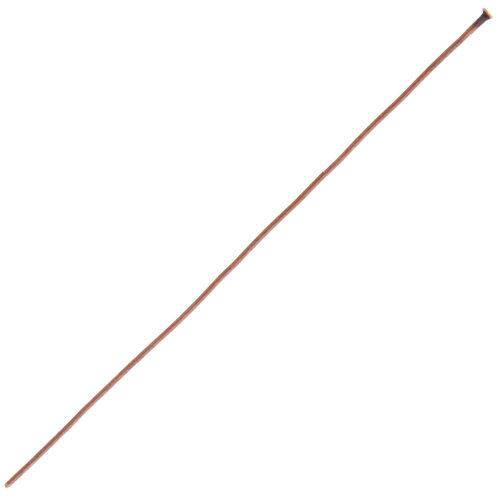 Head Pins 2in 24ga(.020) Ant Copper LF/NF
