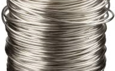 Nickel Silver Wire 16g 5 yards coil