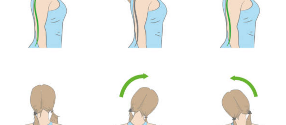 Neck Pain and Tension Stretches