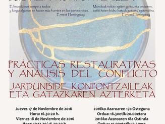 III Jornadas Justicia Restaurativa