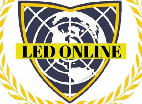 LED III - ONLINE