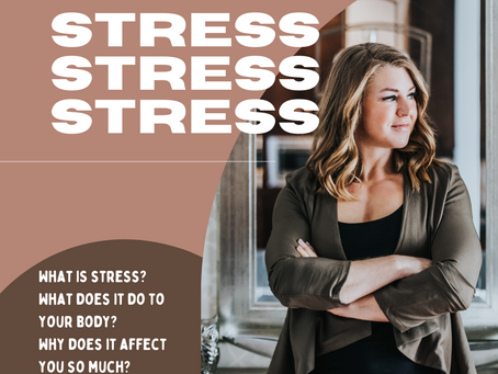 How Stress Affects the Body and What To Do About It