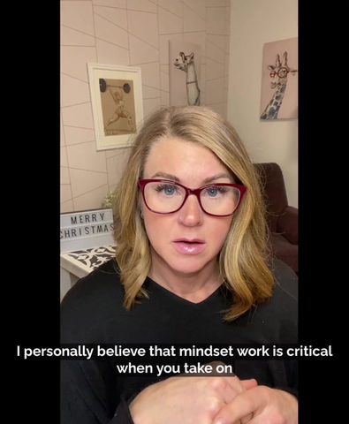 Why Mindset Work is so Critical