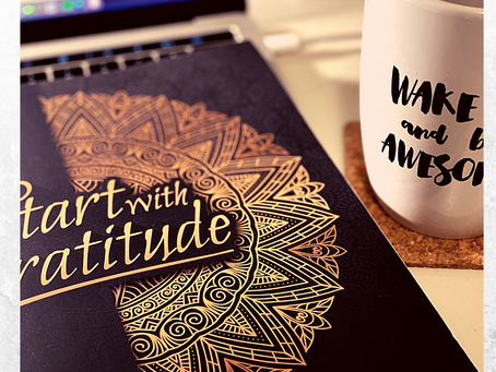 Time for Gratitude