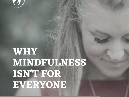 Mindfulness is Hard