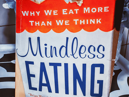 Book Review: Mindless Eating by Brian Wansink