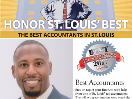 ST. LOUIS Best Accountants