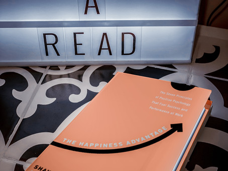 Book Review: The Happiness Advantage by Shawn Achor