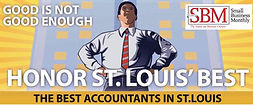 St. Louis Best Tax Advisor | Accountant Jayson M. Thornton